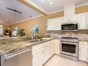 3693 Cabernet Vineyards Circle, San Jose CA 95117 Kitchen with Stainless Steel Appliances