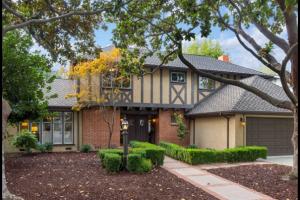 Elegant Tudor, custom built home
